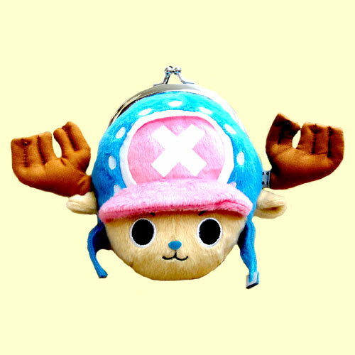 One piece - ONE PIECE-effortlessly's plush purse