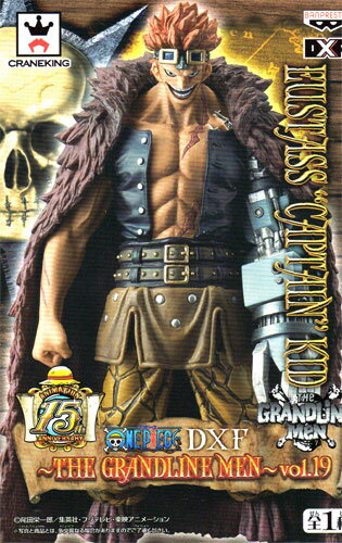 ONE PIECE-one piece - DXF-THE GRANDLINE MEN-vol.19