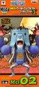 ONE PIECE-ワンピース- MEGAワールドコレクタブルフィギュアvol.2 MG02 【フランキー】