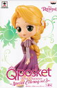 RoomClip商品情報 - Q posket Disney Characters -Special Coloring vol.3--Rapunzel-【ラプンツェル】【ディズニー】