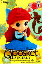 Q posket SUGIRLY Disney Characters 〜Ariel〜 全2種セット