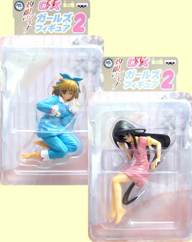 All two kinds of Shanna DX girls figure skating 2 sets of 灼眼