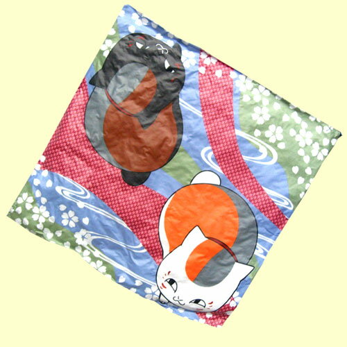 Natsume friends book nyanko-Sensei cushion
