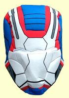 アイアンマン3ハイパージャンボBIGマスク【パトリオット】