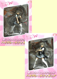 Crawl RPX! Weiss got W HG figure 2pcs