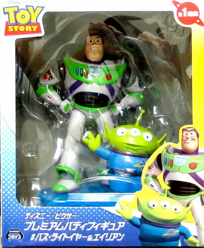 TOY STORY Toy Story disney Pixar premium Buddy figure skating ♯ buzz light ear & alien