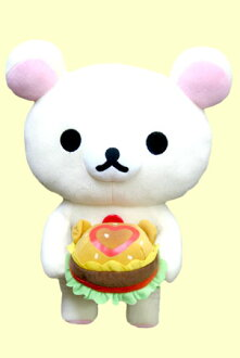 Rilakkuma happy picnic stuffed XL