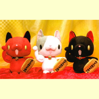 Chax GP XL size good luck! All gigantic manekineko plush set