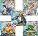 バンプレスト ポケットモンスター ダイヤモンド&パール DPソフビフィギュア 全5種セット