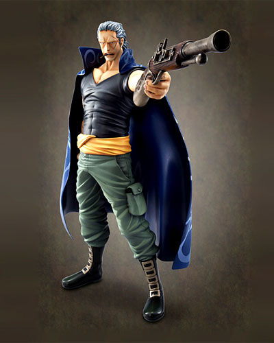 Mega how Sue habit Lent model ONE PIECE- one piece - P.O.P portrait of Pirates NEO-DX Ben Beckman Instruments PVC finished product