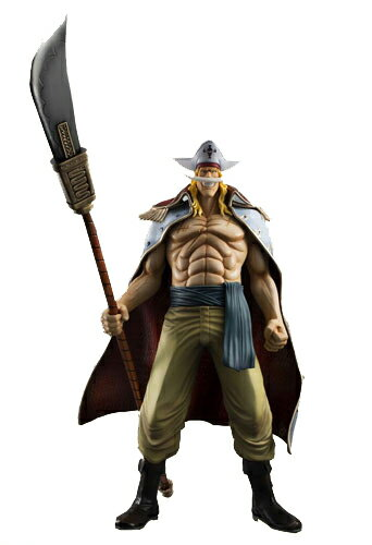 Megahouse excellent model ONE PIECE-one piece - P.O.P portrait-of-pirates neo-DX white beard Edward-Newgate Ver.0 PVC