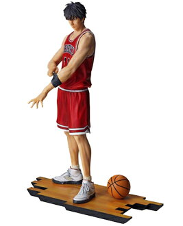 Tea Kay holding The spirit collection of Inoue Takehiko SLAM DUNK- slam dunk - Vol.3 Nagarekawa maple PVC finished product