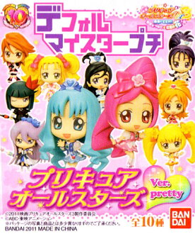 All ten kinds of vanda Ide form chair terpetit pretty cure all-stars Ver.pretty sets