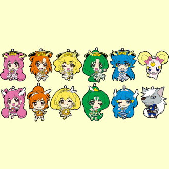 Ensky smile pretty cure! Set of 12 2 strap