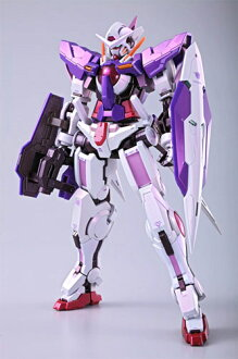 Bandai METAL BUILD Mobile Suit Gundam OO Gundam ExIA TRANS-am ver...