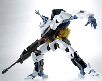 Bandai ROBOT spirit Code Geass-profile oz white flame