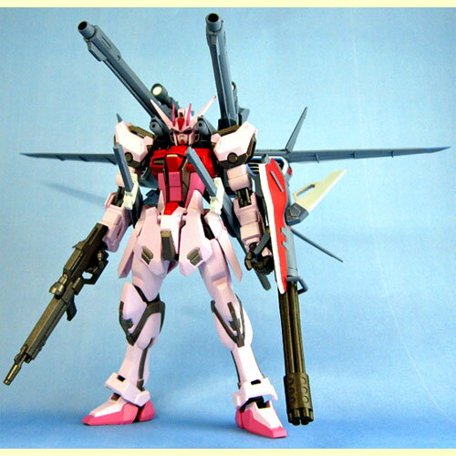 Bandai ROBOT spirit Mobile Suit Gundam SEED MSV strike Rouge (I.W.S.P equipment)