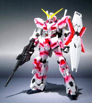 Bandai ROBOT spirits [SIDE MS] Unicorn Gundam destroy mode (psycho-frame light-emitting specifications)