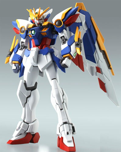 Bandai ROBOT soul [SIDE MS] wing GUNDAM (EW version)