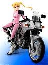 バンダイ S.H.フィギュアーツ『ばくおん!!』鈴乃木凜(ライダースーツ)&GSX400S KATANAS.H.Figuarts