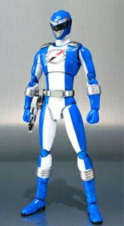 Bandai S. H. figuarts ボウケンブラック & bouquet blue