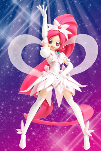 It is cure Blossom supermarket silhouette Bandai S.H. Figuarts heart catch suite precure