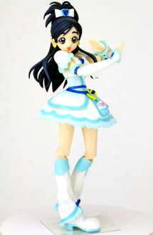 Has two Bandai S.H.Figuarts cure cure white (Max Heart Ver.)