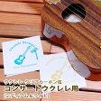 ウクレレ 弦 ハワイアン・コア オリジナルウクレレ弦 コンサート用 フロロカーボン 2セット お試し 送料無料 ウクレレ