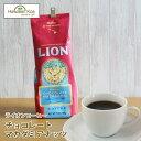 ライオンコーヒー チョコレート・マカダミア 7oz(198g) LION COFFEE フレーバーコーヒー コナコーヒー ハワイ ウクレレ