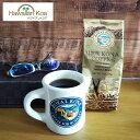 ロイヤルコナコーヒー 100%コナコーヒー 豆 マグカップ セット ROYAL KONA COFFEE コナコーヒー ハワイコナ 7oz 198g