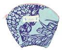ショッピング携帯充電器 KuKui シェルポーチ 0061 ハワイアン ファブリック 使用の かわいい シェル型 ポーチ!ネコポス対応商品 ハワイアン ポーチ フラダンス ハワイアン雑貨 綿入り 旅行 便利 小物入れ ピルケース