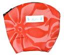 ショッピング携帯充電器 KuKui シェルポーチ 0068 ハワイアン ファブリック 使用の かわいい シェル型 ポーチ!ネコポス対応商品 ハワイアン ポーチ フラダンス ハワイアン雑貨 綿入り 旅行 便利 小物入れ ピルケース