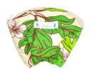 ショッピング携帯充電器 KuKui シェルポーチ 0096 ハワイアン ファブリック 使用の かわいい シェル型 ポーチ!ネコポス対応商品 ハワイアン ポーチ フラダンス ハワイアン雑貨 綿入り 旅行 便利 小物入れ ピルケース