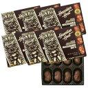 【ハワイアンホースト公式店】マカデミアナッツチョコTIKI 8粒6箱【セット割引】|ハワイお土産