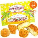 ハワイアンズケーキ パイナップルクリーム 12個入