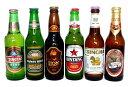 【送料無料】アジアのビール飲み比べ12本セット