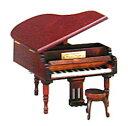 ミニアンティークオルゴール〔Gピアノ〕B-526S