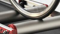 ミノウラR700LiveRollライブロールステップ付ローラー台【チタニウム】MINOURA箕浦【09】【自転車】【3本ローラー台】【サイクルトレーナー】(bebike)【03P01Mar15】
