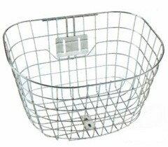 ブリヂストン丸型バスケット ステンレス 自転車に取り付けて発送できます!マークローザ、ベガス、ジョシスワゴンなどに取り付け可能。