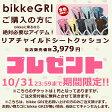 ブリヂストン bikke GRI(ビッケグリ)リヤチャイルドシートクッションプレゼントチケット【0824楽天カード分割】