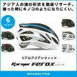 【楽天カードで全品ポイント7倍!5/27 20:00〜6/1 1:59エントリー制】カーマー(karmor)フェロックス(ferox)自転車ヘルメット