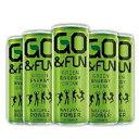 【GO&FUN】グルテンフリーGREEN ENARGY DRINK1ケース30本入り7,800円、3ケース毎の注文で全国送料無料!!※メーカー直送となる為、代..