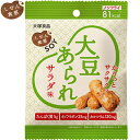 しぜん食感 SOY 大豆かりんと サラダ味 【20g】(大塚食品)