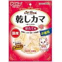 宠物, 宠物用品 - キャットSNACK 乾しカマ スライス 【40g】(ペティオ)【ペットフード/キャットフード】