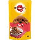 ペディグリー 成犬用 ビーフ 【130g】(マースジャパンリミテッド)【ペットフード/ドッグフード】