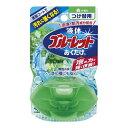小林製薬 液体ブルーレットおくだけ つけ替 森の香り 70ml【トイレ掃除/トイレ用洗剤】