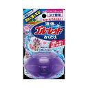 液体ブルーレットおくだけつけ替用 やすらぎそよぐラベンダーの香り 【70ml】(小林製薬)【トイレ掃除/トイレ用洗剤】