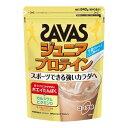 ザバス ジュニア プロテイン ココア【60食分】(明治)
