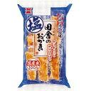 田舎のおかき 塩味 【9本×12袋】(岩塚製菓)