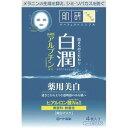 肌研白潤薬用美白マスク20mL×4枚
